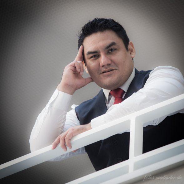 Portrait Sandro Renato Espinoza Monsalve